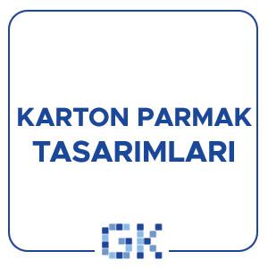 KARTON PARMAK TASARIMLARI
